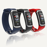 Bakeey M4 24h Heart Rate Monitor 0.96inch Color Display Pedometer Heat Calculation Smart Watch