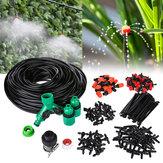 DIY 40 Mt Micro Tropfbewässerungssystem Landwirtschaft Sprinkler Gartenpflanze Blume Automatische Bewässerung Werkzeug
