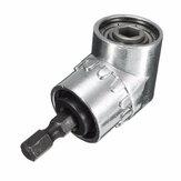 Drillpro 1/4 Zoll Sechskant Schaft Bohrer Winkel Treiber 105 Grad einstellbare Winkel Treiber Schraubendreher