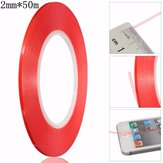 2mm Adhesive Double Side Tape Strong Sticky For Samsung iPhone Cell Phone Repair