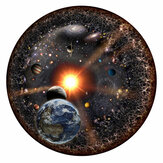 Jigsaw Puzzle 1000 Pieces World Planets DIY Puzzle Kids Adult Toys Home Decor