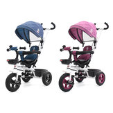 3 in 1 Baby Stroller Kids Tricycle Bike Children 3 Wheels With Pedal Toddler Balance Bike Walker Bicycle