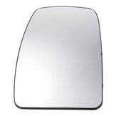 Door Wing Mirror Upper Heated Glass For Renault Master MK3 2010-2018