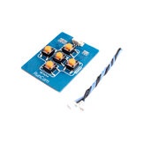 RunCam Key Board mit 1,25mm 2pin FPV Silikon Kabel für Micro Sparrow Micro Swift 2 FPV Kameras