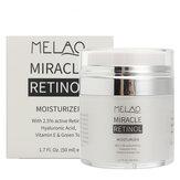 Melao Retinol Moisturizer Facial Cream Serum Vitamin E