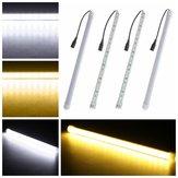 4.2W 30 centímetros DC12V 7020 21smd LED shell liga de alumínio sob a luz de tira do armário