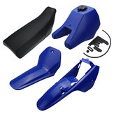 Motorcycle Front Rear-Fender Body Seat Gas Tank Plastic Kit For Yamaha PW80 Peewee