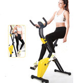 Home Gym Foldable Fitness Exercise Bike Stationary Belt Indoor Cycling Bicycle Cardio Workout Equipment