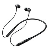 Lenovo XE05 Wireless bluetooth 5.0 Neckband Headphone Magnetic ضد للماء Wired مراقبة In-Ear Earphone with عالي الوضوح Mic