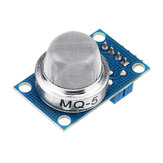 3pcs MQ-5 Liquefied Gas/Methane/Coal Gas/LPG Gas Sensor Module Shield Liquefied Electronic