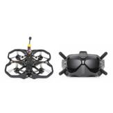 iFlight Protek35 HD 3.5 Inch 4S Cinewhoop FPV Racing Drone HD w/Caddx Air Unit +DJI Goggles V2 2.4GHz/5.8Ghz