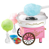 Cotton Candy Maker Machine Nostalgi DIY Cotton Candy Sugar Machine til børn, gavebørn