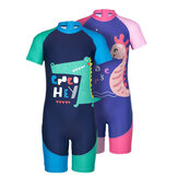 [FROM XIAOMI YOUPIN] 7th Children's Swimming Suit Swimwear Anti-UV Flexible Soft Durble Quick Drying Swim Protective Gear