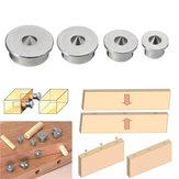 4pcs Dowel Tenon Center Points Pins Set Dowel Joint Alignment Tool 6/8/10/12mm