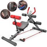 Wielofunkcyjna 4 dźwignie Regulowana ławka do siedzenia do ćwiczeń brzucha Ławka do ćwiczeń Domowa siłownia Fitness