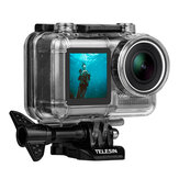 Telesin OS-WTP-002 40M Waterproof Underwater Diving Protective Case Shell for DJI OSMO Action Sports Camera