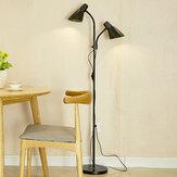 الطابق LED المصباح العلوي للقراءة مصابيح مزدوجة مزدوجة / مفرد إضاءة ضبط المصباح