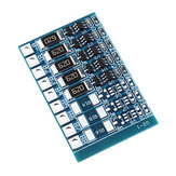 5S 18650 Lithium Battery Charging Balancing Board Polymer Battery Protection Board 11.1- 33.6V DC