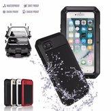 Aluminium Gel PE Shockproof wasserdichtes Gehäuse für iPhone 7 Plus/8 Plus
