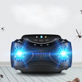 Ultrasone Animal Repeller Portable Mice Muggenspray USB Electronic Mosquito Killer Sound Light Gecombineerde Drive