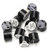 30pcs 12V Active Buzzer Electromagnetic SOT Plastic Sealed Tube Long Sound 12mmx9.5mm