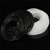 4mm PE Spiral Cable Wire Wrap Tube Organizer Cord