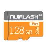 NUIFLASH NF-TF 04 TF Memory Card 32GB/64GB/128GB/256GB C10 MP4 MP3 Data Storage Card for Car Driving Recorder Camera Card Speakers