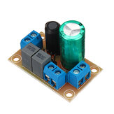 2Pcs Adjustable HIFI Speaker High and Low Frequency Divider Speaker Audio Crossover Module Board