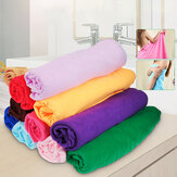 70x140cm Microfiber Beach Towels Travel Towel Absorbent Fiber Washcloth Swimwear Bath Towel
