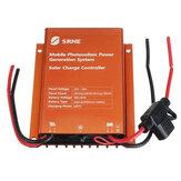 Contrôleur de Charge solaire MPPT régulateur de panneau solaire étanche 8A pour 48V 60V plomb acide et Lithium Batterie IP67 chargeur intensif