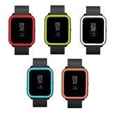KALOAD Double Colors Silicone Pellicola protettiva per orologio Soft Smart Case cover per Huami Amazfit Bip Smart Watch