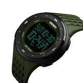 SKMEI Luminous Display Double Time Waterproof Digital Watch