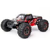 XLF X04 1/10 2.4G 4WD Bezszczotkowy samochód RC High Speed 60 km / h Modele pojazdów Zabawki