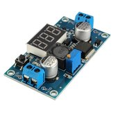 3Pcs LM2596 DC-DC Voltage Regulator Instelbare Step Down Power Supply Module Met Display