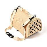 Artykuły dla zwierząt Torba dla psa Space Soft Gąbka EVA Pet Out Bag Przenośna, przekątna, oddychająca torba dla zwierząt