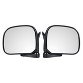 Manual do carro Espelho Retrovisor com Vidro Esquerda / Direita para Toyota Hiace H100 1989-2004 condução Direita