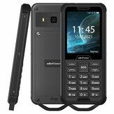 Ulefone Armor Mini 2 IP68 Tahan Air 2.4 Inch 2100mAh Radio FM 0.3MP Flashlinght Dual SIM Telepon Kasar
