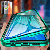 Bakeey for Xiaomi Mi 10T Pro / Xiaomi Mi10T Case 360º Magnetic Flip Touch Screen Double-Sided 9H Tempered Glass + Metal Full Body Protective Case Non-Original