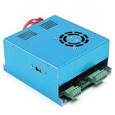 Alimentation laser MYJG-50 de 110V / 220V 50W pour machine de gravure de coupeur de laser CO2