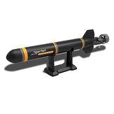 Elétrica submarino barco rc torpedo assembléia modelo kits diy brinquedos extracurriculares kid `s presentes explorar o mar