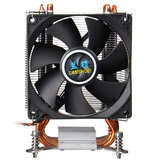 4 Copper Heatpipes CPU Cooler 9cm Quiet Fan Radiator 3/4Pin Cooling Fan Heatsink Cooler For 115x 2011 X58 X79 X99 X299 AMD3/4