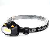 XANES A02 LED HeadLamp Waterproof Outdoor campeggio Escursionismo Moto E-bike Bicicletta Bicicletta Ciclismo Pesce