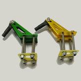 4 pontos chifres braço do servo de alumínio para modelos de RC