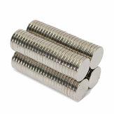 100 pezzi N50 10x1,5mm magneti a disco con cilindro forte magneti al neodimio per terre rare