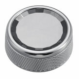 Car Multimedia Button Knob Cover For BMW 1 3 4 5 6 Series 3GT F10 F18 F20 F21 F3