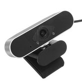 USB 2.0 Webcam Auto Focusing Web Camera Cam & Microphone For PC Laptop Desktop