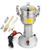 300g High Speed Powdering Machine Electric Herb Grain Grinder Cereal Mill Flour Powder Machine