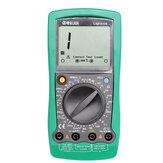 LAOA LA814104 Profesyonel Multimetre Oto Tamir Dijital Multimetre Aşırı Yük Korumak Araba Testi