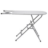 37x14 Inch Cotton Iron Pipe Home Ironing Board Foldable Board Ladder Household