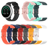 Bakeey 20mm Dot Pattern Silicone Smart Watch Band Replacement Strap For POLAR Ignite/Amazfit BIP/Huawei Watch GT 2 42MM